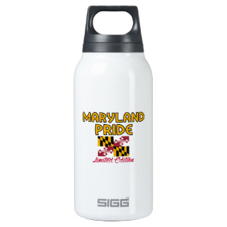 Maryland Pride DESIGNS Insulated Water Bottle