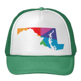 maryland pride. trucker hat