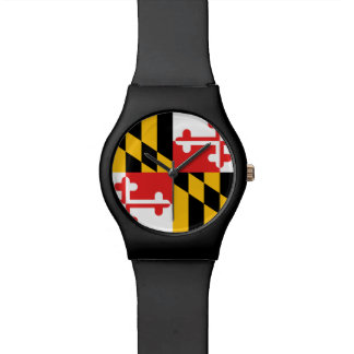 Maryland Pride Wristwatches