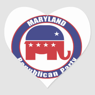 Maryland Republican Party Stickers