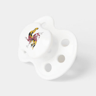 Maryland Rooster Pacifier