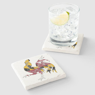 Maryland Rooster Stone Coaster
