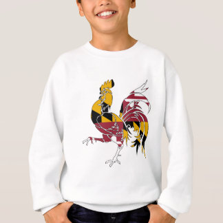 Maryland Rooster Sweatshirt