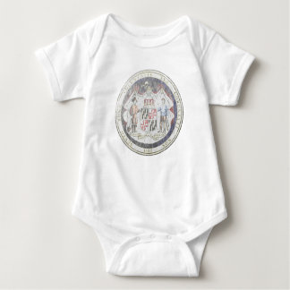 Maryland Seal Baby Bodysuit