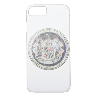 Maryland Seal iPhone 8/7 Case