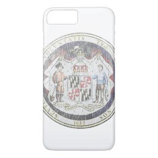 Maryland Seal iPhone 8 Plus/7 Plus Case