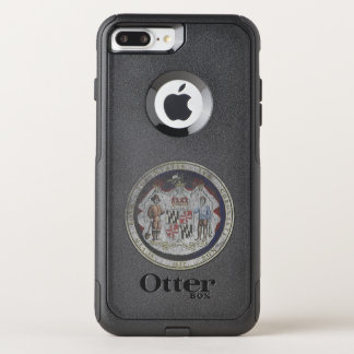 Maryland Seal OtterBox Commuter iPhone 8 Plus/7 Plus Case