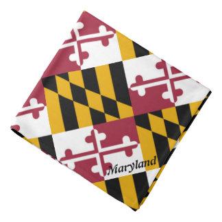 Maryland State Flag Bandana