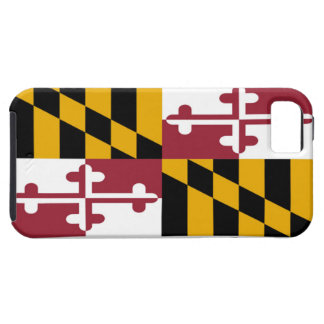 Maryland State Flag Case For The iPhone 5