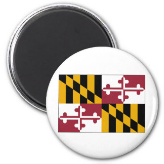 Maryland State Flag Magnet