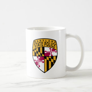 Maryland State Police Coffee Mug