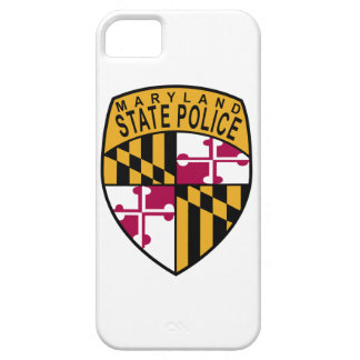 Maryland State Police iPhone 5 Cases