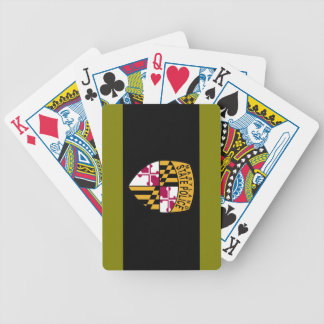 Maryland State Police Playing Cards