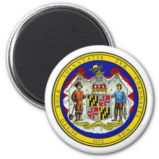 Maryland State Seal Magnet