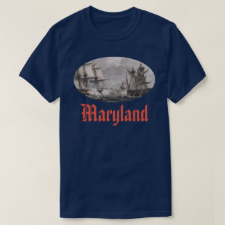 MARYLAND T-shirt from the J.X.G U.S.A.collection