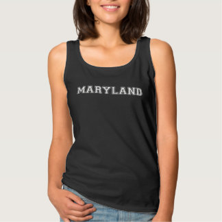 Maryland Tank Top