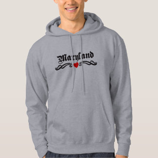 Maryland Tattoo Sweatshirt