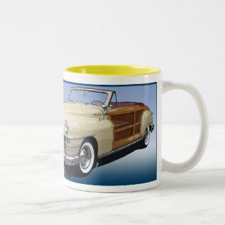 Maryland US Route 50 Two-Tone Coffee Mug
