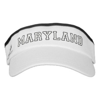 Maryland Visor