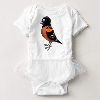Maryland's State Bird Baby Bodysuit