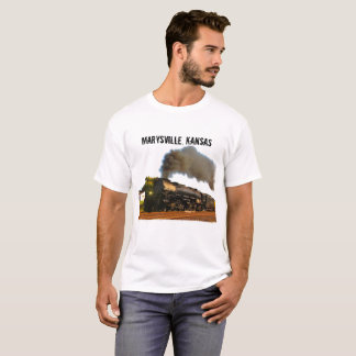 Marysville Kansas, Home Of The Steam T-Shirt