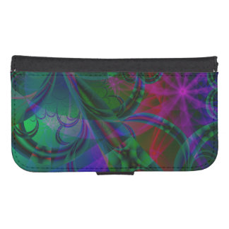 Marzapan Ambiant Abstract Phone Wallet Case