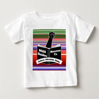 MAS Unidos HTX Serape Baby T-Shirt