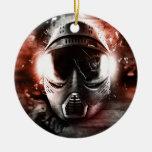 Máscara de Acción Paintball M-2 Adorno