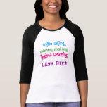 Mascara Lash Diva Version 2 Shirt