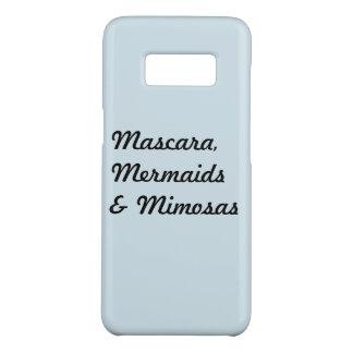 Mascara, Mermaids & Mimosas Case-Mate Samsung Galaxy S8 Case