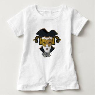 Maschera-Veneziana Baby Romper