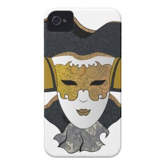 Maschera-Veneziana iPhone 4 Covers