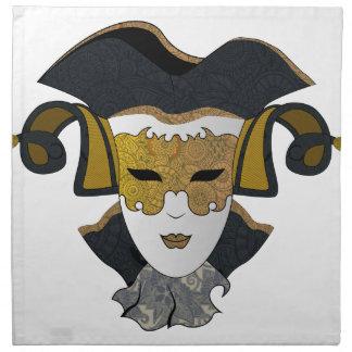 Maschera-Veneziana Napkin