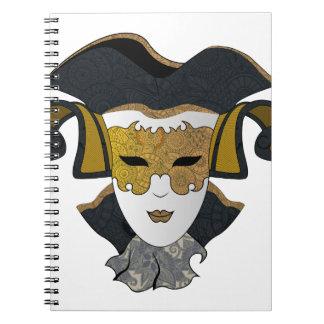 Maschera-Veneziana Notebooks