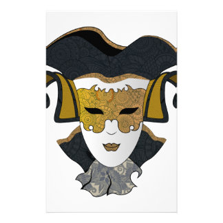 Maschera-Veneziana Stationery