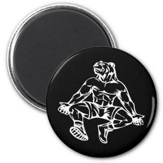 Mascot 6 fridge magnets