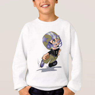 MASCOTTE ALIEN CARTOON Kids' Hanes ComfortBlend® S Sweatshirt