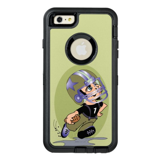 MASCOTTE CARTOON Apple iPhone 6/6s DEFENDER SERIES OtterBox iPhone 6/6s Plus Case