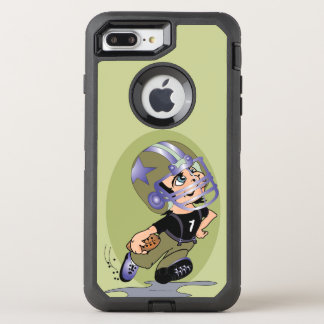MASCOTTE CARTOON OtterBox Apple iPhone 7 + DF