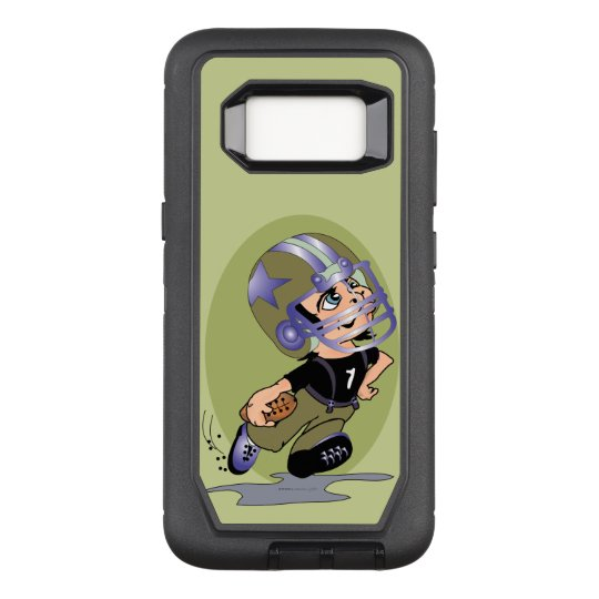 MASCOTTE CARTOON OtterBox Samsung Galaxy S8 DF OtterBox Defender Samsung Galaxy S8 Case