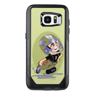 MASCOTTE CARTOON Samsung Galaxy S7 Edge
