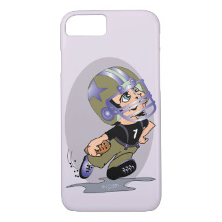 MASCOTTE FOOTBALL CARTOON Apple iPhone 7  BT iPhone 8/7 Case