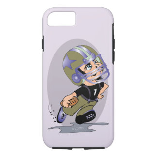 MASCOTTE FOOTBALL CARTOON Apple iPhone 7   T Case-Mate iPhone Case