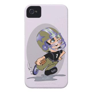 MASCOTTE FOOTBALL CARTOON iPhone 4  BT Case-Mate iPhone 4 Case