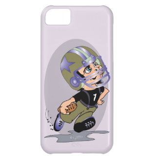 MASCOTTE FOOTBALL CARTOON iPhone 5C iPhone 5C Cases