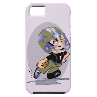 MASCOTTE FOOTBALL CARTOON iPhone SE + iP5/5 T iPhone 5 Covers