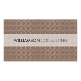 MASCULINE BUSINESS CARD :: minimalist smart simple