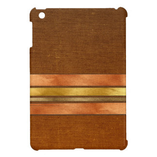 Masculine Cigar Band Stripes Case For The iPad Mini