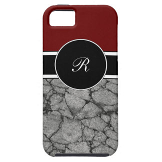 Masculine Monogram iPhone 5 Cases