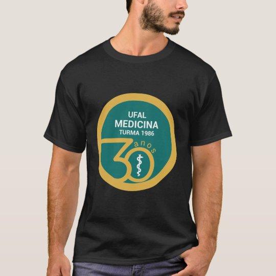 Masculine shirt - Medicine UFAL 86